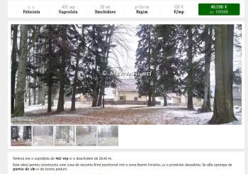 Ce se mai vinde în Bucegi, Buşteni, la Căminul Alpin